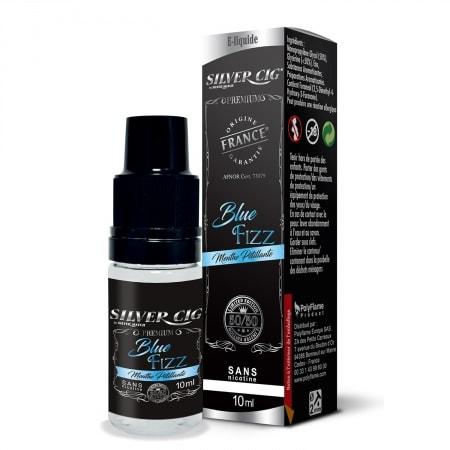 E liquide SilverCig Blue Fizz Premium