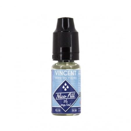 Booster Nicotine 20 mg/mL 10 mL PG/VG 20/80
