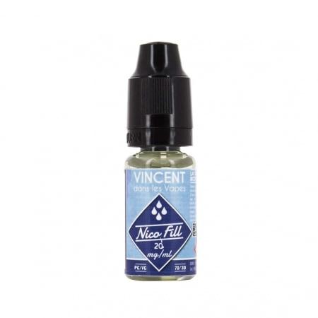Booster Nicotine 20 mg/mL 10 mL PG/VG 70/30
