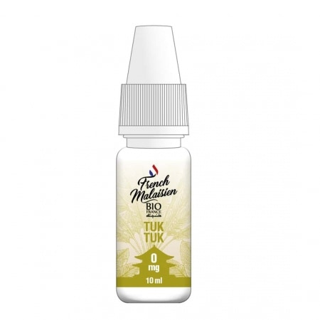 E liquide Bio France French Malaisien Tuk Tuk