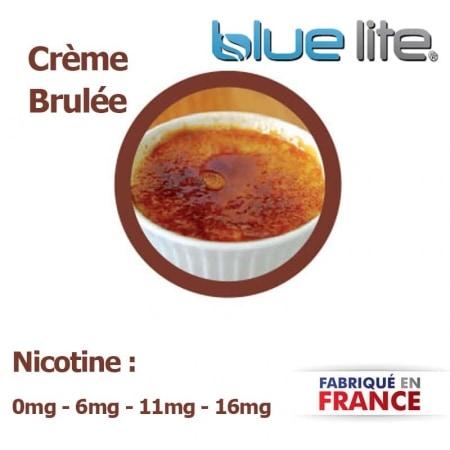 E liquide français Crème Brulée bluelite