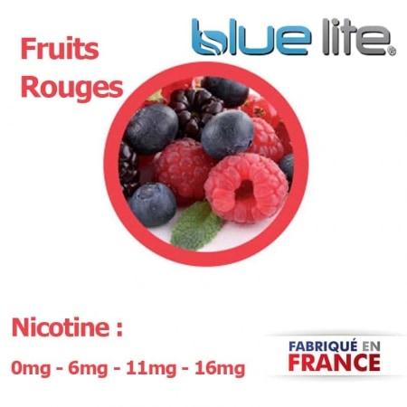 E liquide français Fruits Rouges bluelite