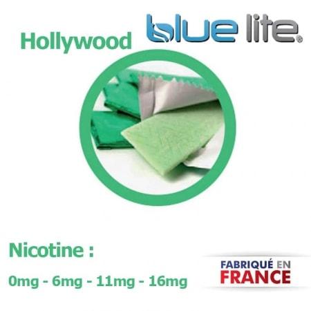 E liquide français Hollywood bluelite
