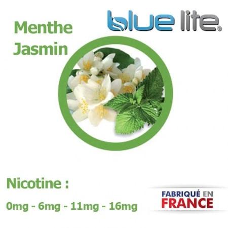 E liquide français Menthe Jasmin bluelite