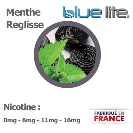 E liquide français Menthe Reglisse bluelite