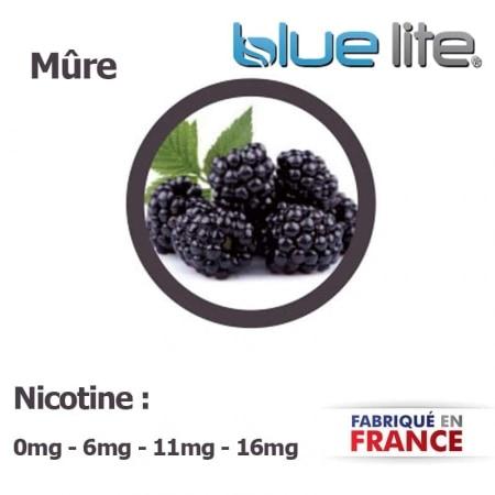 E liquide français Mûres bluelite
