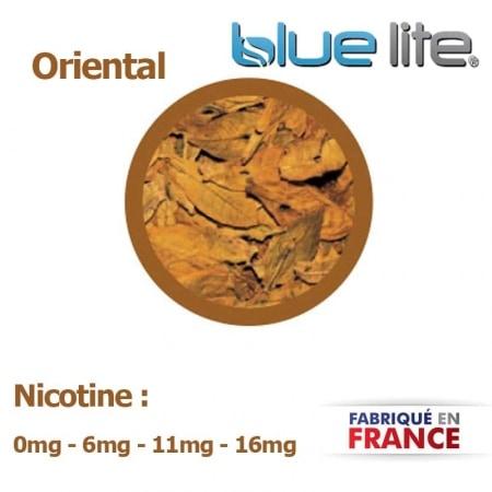 E liquide français Tabac Oriental bluelite