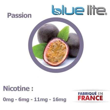 E liquide français Passion bluelite
