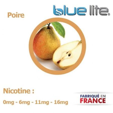 E liquide français Poire bluelite