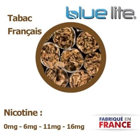 E liquide français Tabac Français bluelite