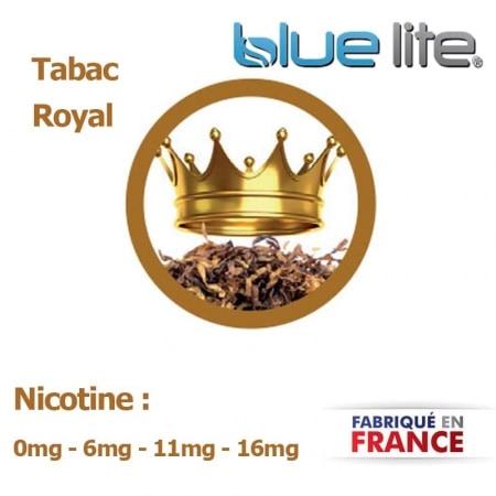 E liquide français Tabac Royal bluelite