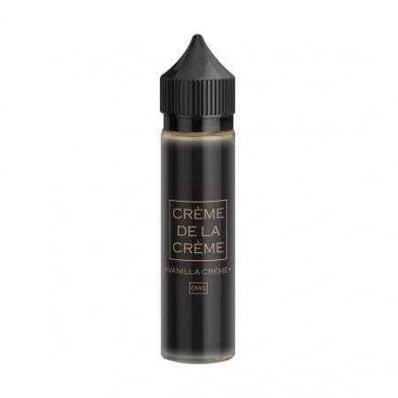 E liquide Crème de la Crème Vanilla Crème 0 mg 50 ml
