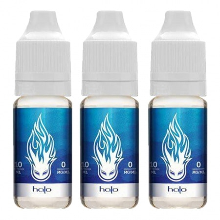 E liquide Halo SubZero x3 0 mg