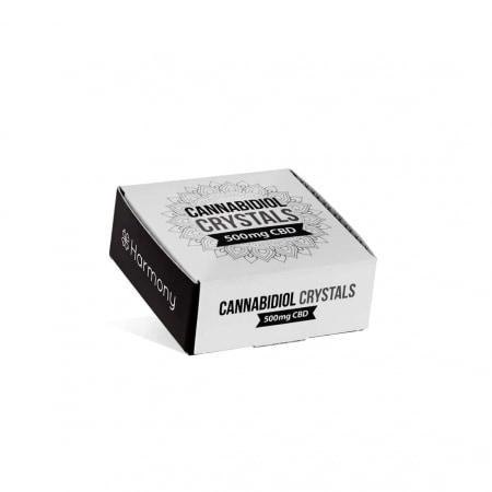 CBD cristaux pur 500mg