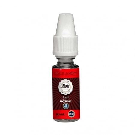 E liquide Tasty Collection Anis Réglisse