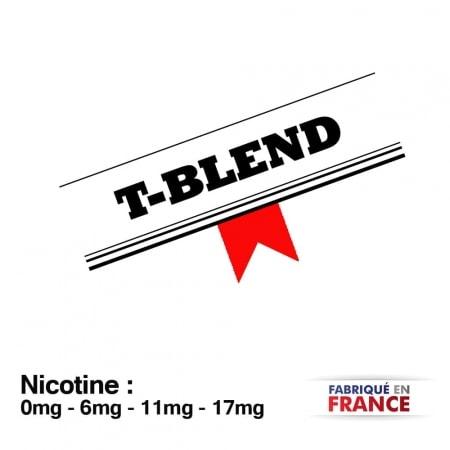 E liquide T-Blend