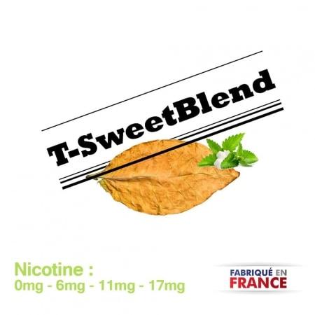 E liquide T-SweetBlend
