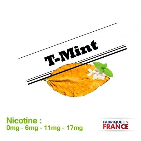 E liquide T-Mint