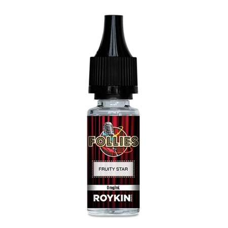 E liquide Roykin Follies Fruity Star