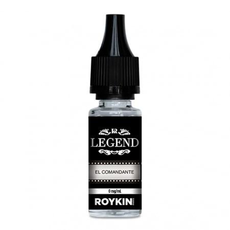 E liquide Roykin Legend El Comandante