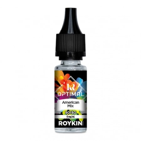 E liquide Roykin Optimal American Mix