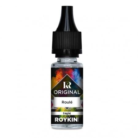 E liquide Roykin Original Tabac Roulé