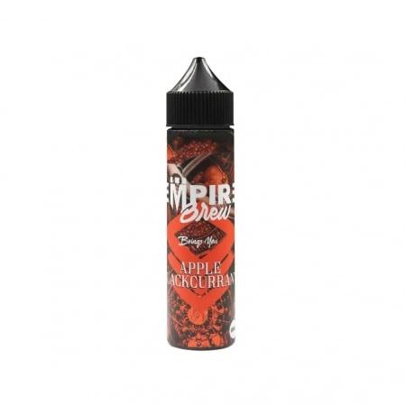 E liquide Empire Brew Apple Blackcurrant 0 mg 50 ml