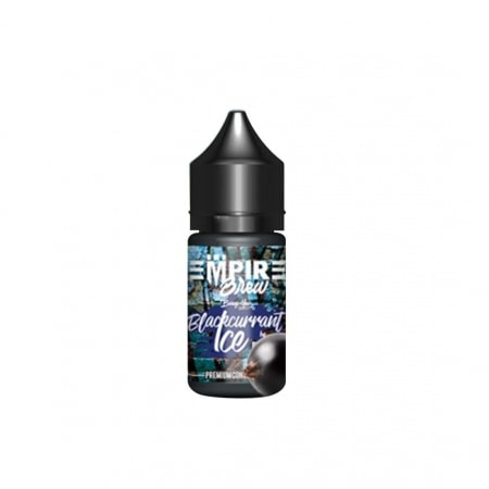 E liquide Empire Brew Blackcurrant Ice Concentré DIY 30 ml