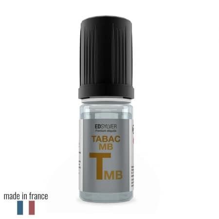 E liquide Tabac MB Edsylver
