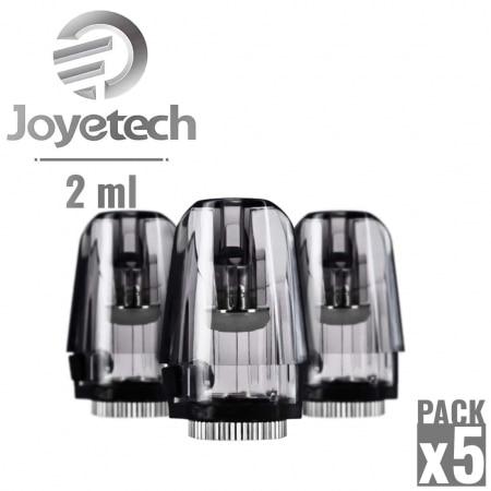 Cartouche Joyetech Exceed Edge 2 ml pack de 5