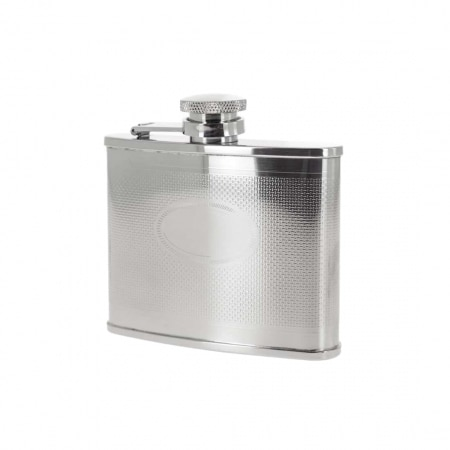 Flasque Alcool Inox Poli