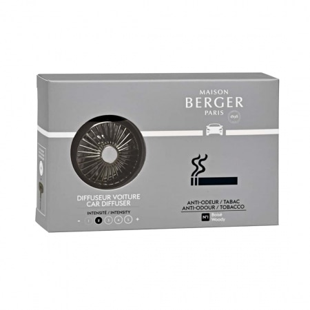 Diffuseur Voiture Lampe Berger Tabac