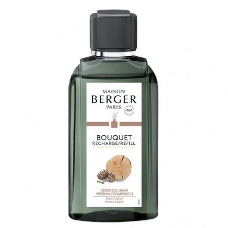 Recharge Bouquet Parfumé Maison Berger Cèdre du Liban 200 ml