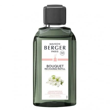 Recharge Bouquet Parfumé Maison Berger Jasmin Précieux 200 ml