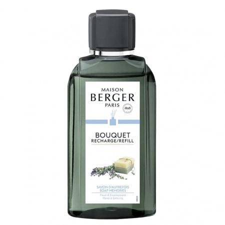 Recharge Bouquet Parfumé Maison Berger Savon d'Autrefois 200 ml