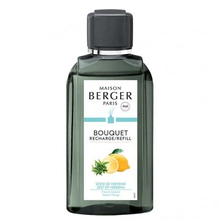 Recharge Bouquet Parfumé Maison Berger Zeste de Verveine 200 ml