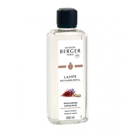 Parfum maison Lampe Berger Épices Intenses 500 ml