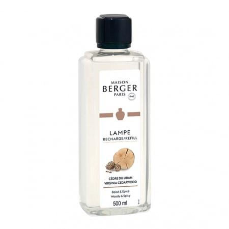 Parfum maison Lampe Berger Cèdre du Liban