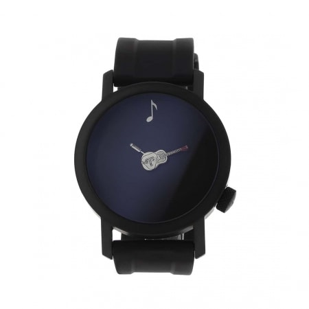 Montre Akteo Noire Guitare Blues 42