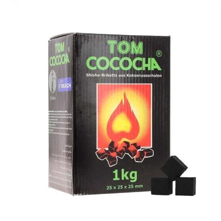 Charbon à chicha Tom Cococha vert