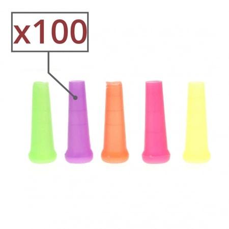 Embouts hygiénique diamètre 12 mm pour narguilé x100