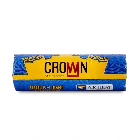 Charbon chicha Carbopol Crown x 1