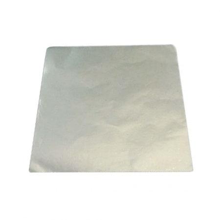 Feuilles Aluminium Carrées pour Chicha