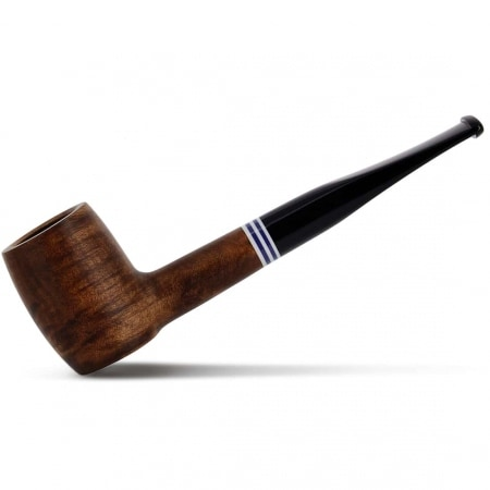 Pipe Chacom The French Pipe Unie Brune n°5