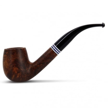 Pipe Chacom The French Pipe Unie Brune n°9