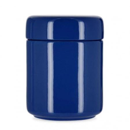 Pot à tabac Céramique Bleu