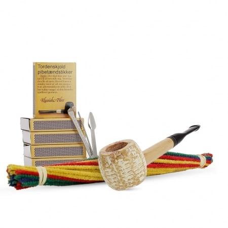 Pack Fumeur de Pipe Maïs Missouri Poli