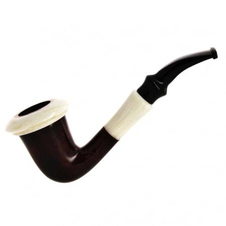 Pipe Butz-Choquin Calabash Top blanc