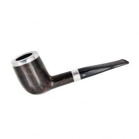 Pipe Butz-Choquin Monte-Carlo Titanium Noire 1398 9 mm