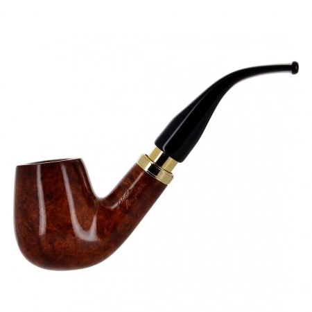 Pipe AM Oro Marrone Courbée 473